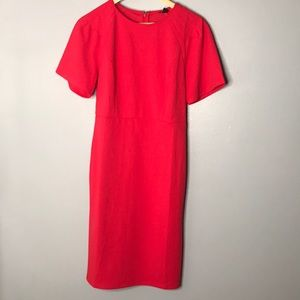 Ann Taylor Short Sleeve Dress NWT